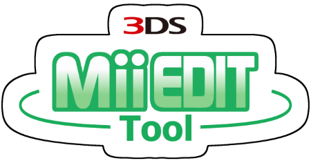 Icon für 3DS Mii Edit Tool