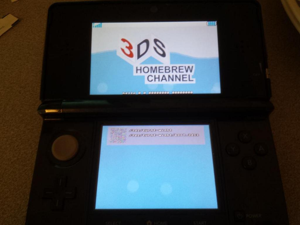 3DS Homebew Launcher