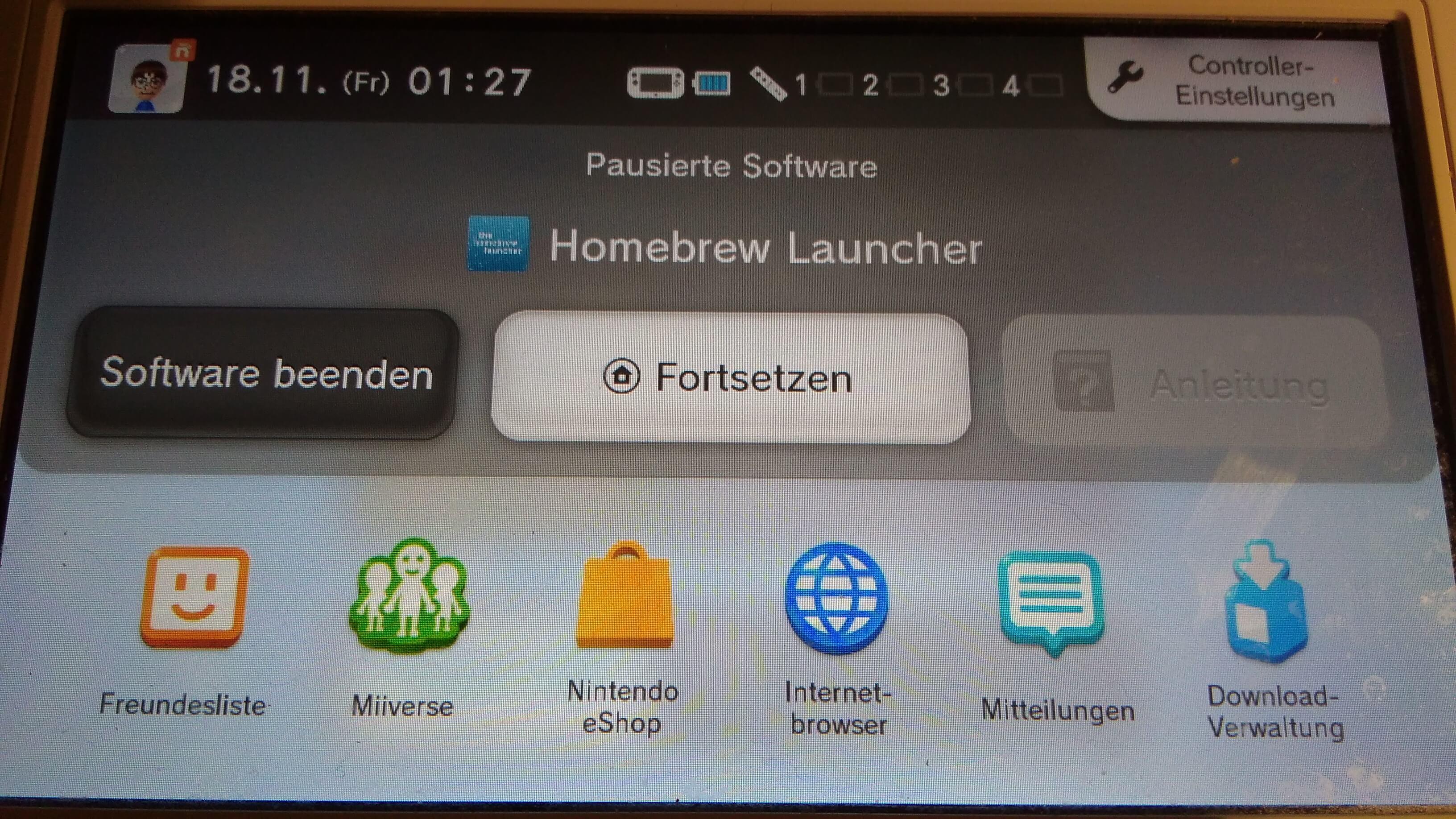 Wii U Homebrew-Launcher-Kanal RC2 | WiiDatabase