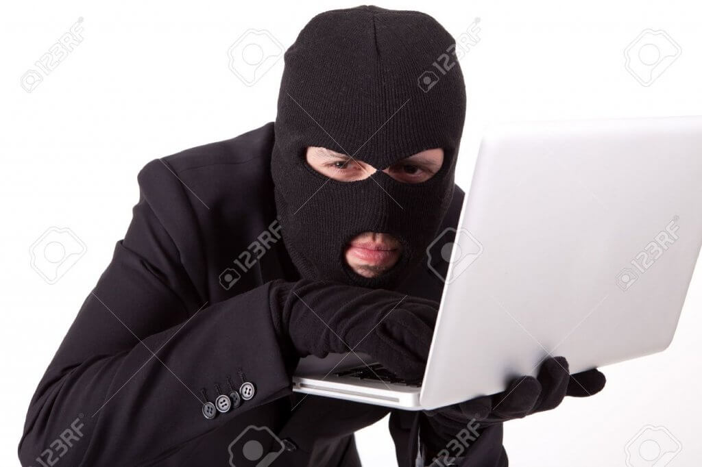 """ Stock Photo - Computer Hacker in suit and tie"" von Hugo Felix (https://www.123rf.com/stock-photo/bad_hacker.html?mediapopup=12529281)"