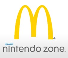 McDonalds StreetPass