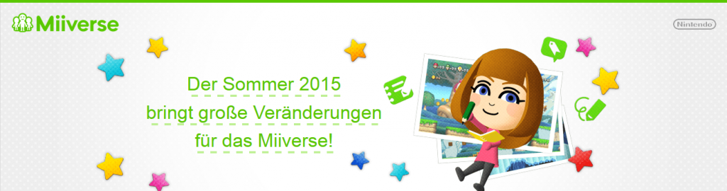 Miiverse-Sommer