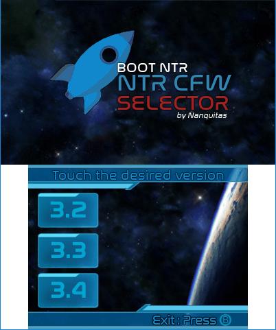 ntr-cfw-selector