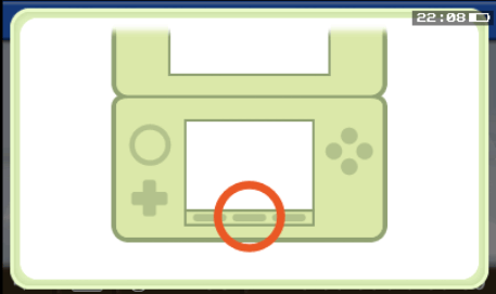 how to close ntr selector 3ds