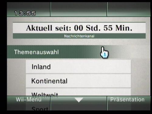 Nachrichtenkanal_Kategorienansicht