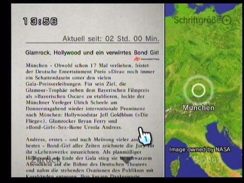 Nachrichtenkanal_Nachrichtenansicht