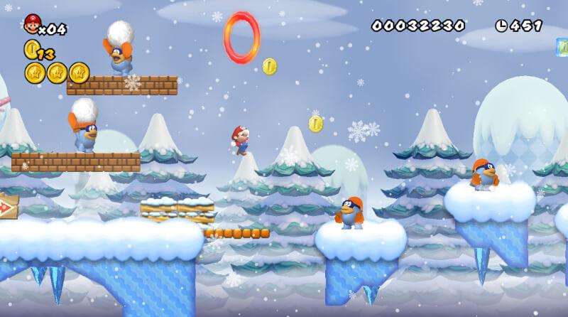 Newer Super Mario Bros  Wii   WiiDatabase