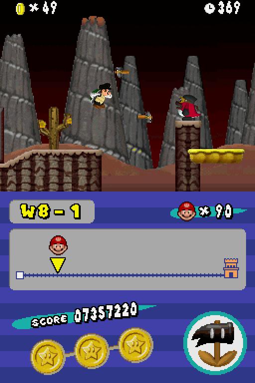 Newer Super Mario Bros Ds Wiidatabase