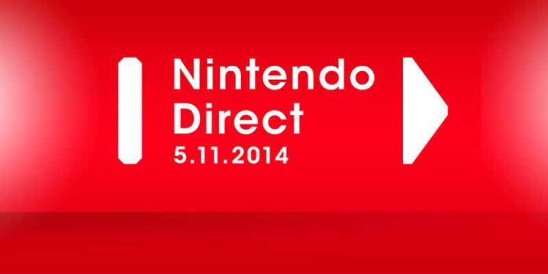 Nintendo Direct 05-11-2014