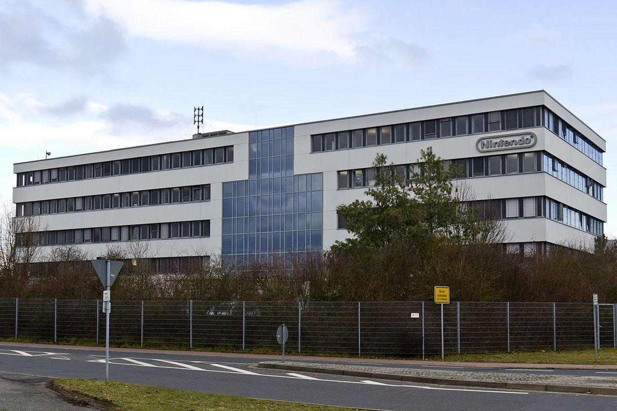 Ehemalige Nintendo of Europe Niederlassung in Großostheim - Foto: Rudolf Stricker