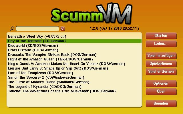 Screenshot aus der PC-Version, UI auf dem 3DS gleich
