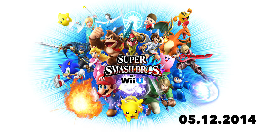 Smashbros for Wii U Teaser
