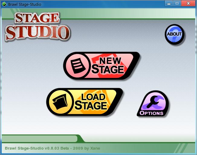 Stage Studio Start