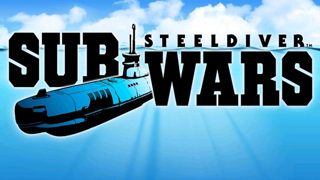 Steel Diver Sub Wars