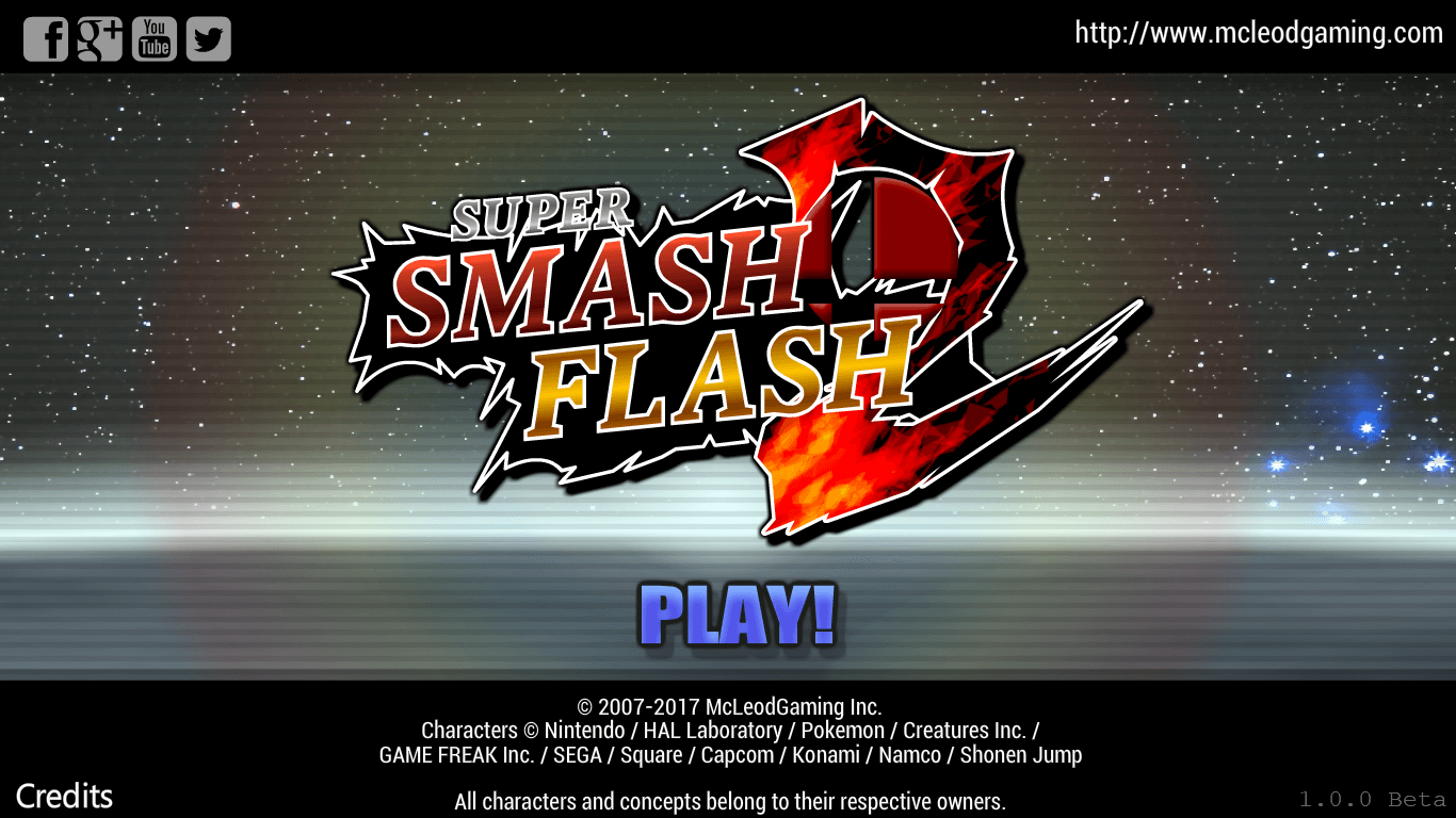 Super Smash Flash 2 | WiiDatabase