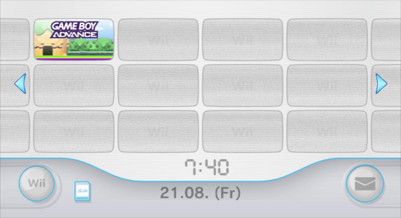 Visual Boy Advance GX | WiiDatabase