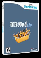 Wii Mod Lite Cover