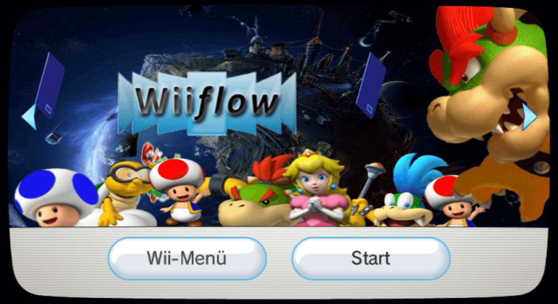 Wiiflow para wii