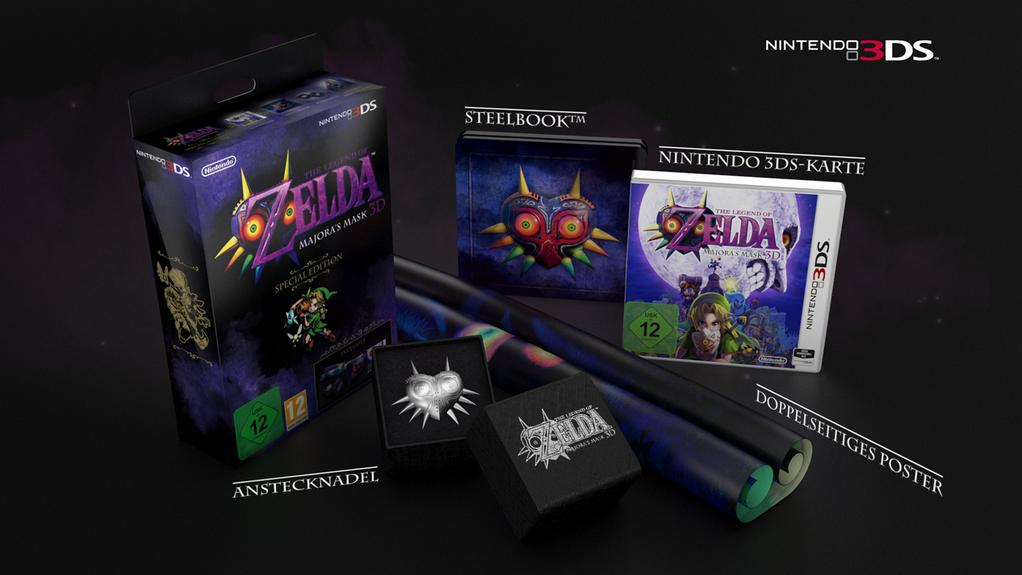 Zelda-Majoras-Mask 3D
