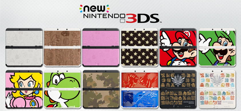 new 3ds launch-covers