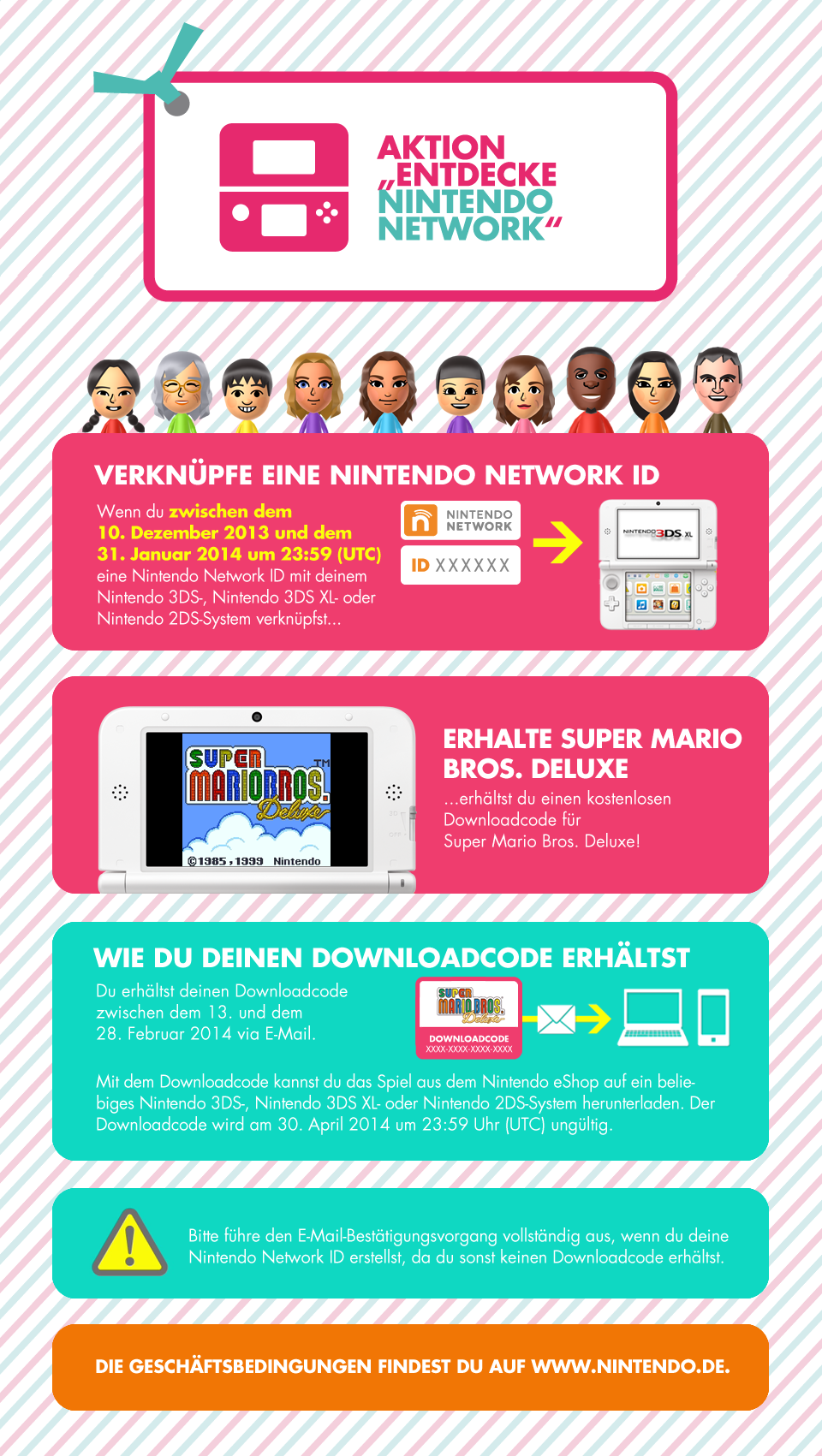 how to find nintendo network id