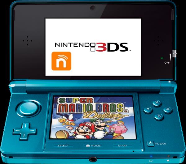 3DS: Nintendo Network ID verlinken und Super Mario Bros. Deluxe geschenkt bekommen