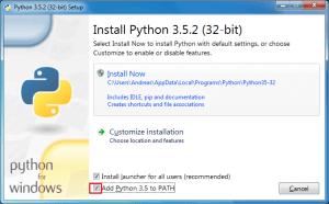 python-to-path