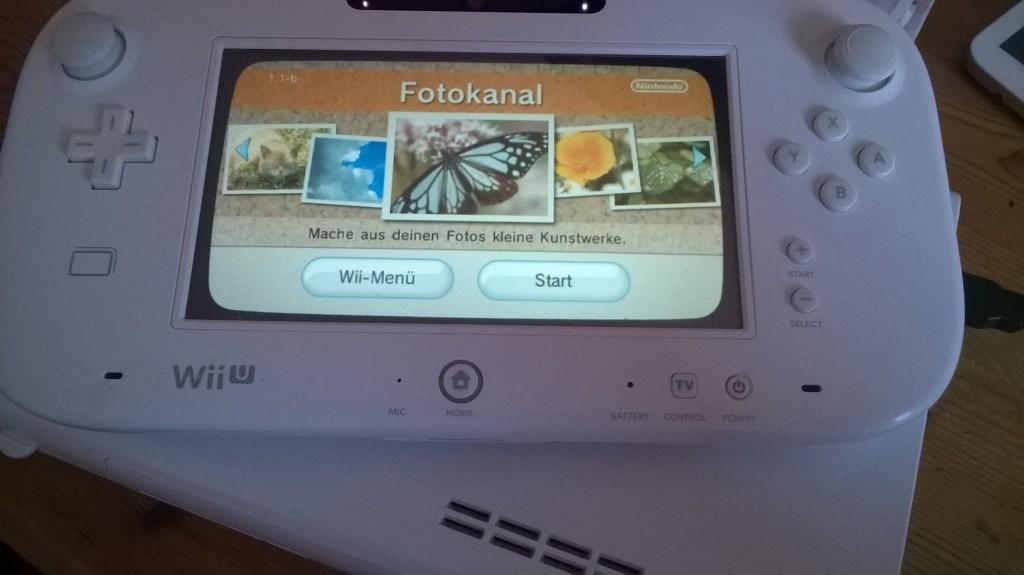 vWii Fotokanal Tutorial 8