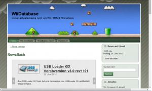 WiiDatabase v4