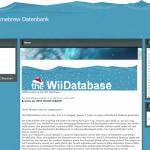 WiiDatabase v1/v1.5 Schließung im Dezember